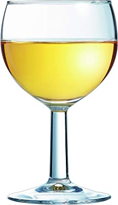 Arcoroc Sherry Ball Tumbler - 9.5 cl, Without Filling Mark - Set of 12