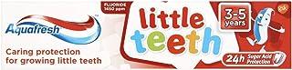 Aquafresh Kids Toothpaste Little Teeth 3-5 Years 50 ml