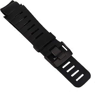 Bracelet de Montre, pour SUUNTO X-Lander Bracelet en Caoutchouc, pour Usage Domestique Toutes Les Montres Horloger