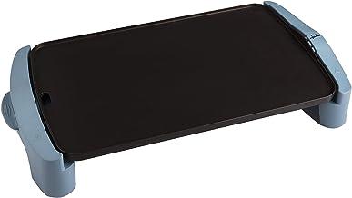 Jata GR2500AM grillplaat, 2500 W, keramiek, blauw [exclusief Amazon]
