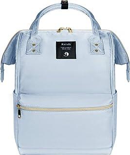 KALIDI Rucksack Damen Rucksack Herren Mädchen Jungen & Kinder Vintage Tagesrucksack mit laptopfach für 15 Zoll Notebook,Un...
