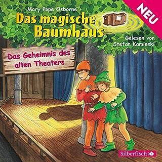 Das Geheimnis des alten Theaters (Das magische Baumhaus 23) Titelbild