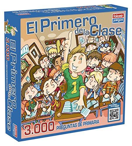 Falomir primero de la clase 3.000, Juego de Mesa, Educativo, multicolor (32-1730) , color/modelo surtido
