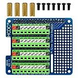 RPi Tornillo Bloque de Terminales Breakout Módulo para Raspberry Pi A+3A+B+2B 3B 3B +