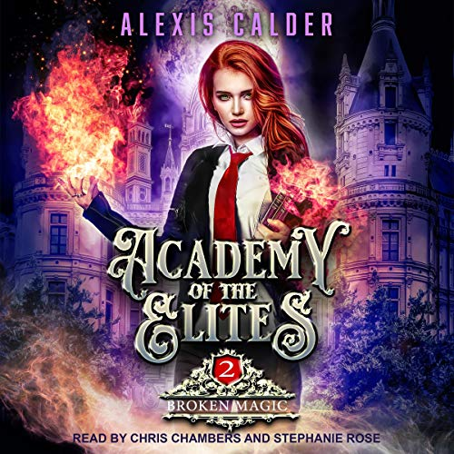 Broken Magic Audiobook By Alexis Calder cover art