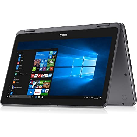 Dell Latitude 3000 3190 11.6 inches Yes 2 in 1 Notebook - 1366 X 768 - Pentium N5000 - 4GB RAM - 128GB SSD (Renewed)