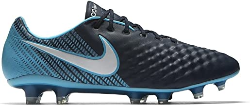 Nike Magista Opus II FG Firm Ground Men Soccer Cleat-Obsidian White Size: 8.5
