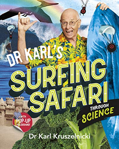 Dr Karl's Surfing Safari through Science (English Edition)
