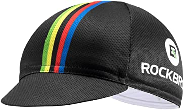RockBros Cycling Sun Cap Ployester Breathable Baseball Hat for Men Awsome Motorcycle Caps