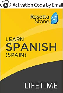 Best rosetta stone spanish 1 2 3 4 5 Reviews