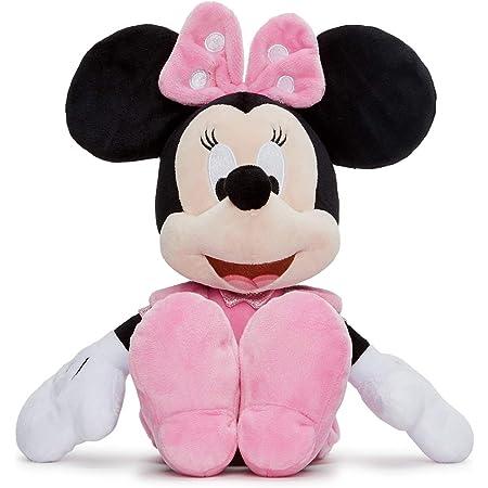 Simba- Disney Minnie Peluche, Multicolor, 35cm (6315874847)