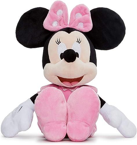 Disney Simba 6315874847 Peluche Minnie ±35cm, Unité (Lot de 1)