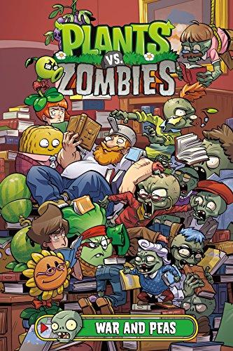 Plants vs. Zombies: War and Peas