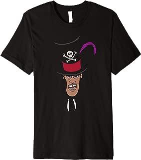 Disney Villains Dr. Facilier Face Premium T-Shirt