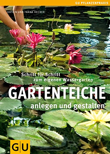 Graefe und Unzer Verlag Gartenteiche anlegen Bild