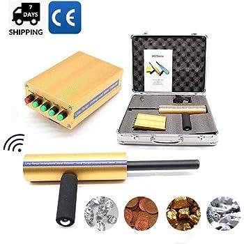 Oumij Detector de Metales AKS, Detector de Metales Recargable ...