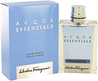 Salvatore Ferragamo Gift Acqua Essenziale Cologne 3.4 oz Eau De Toilette Spray for Men