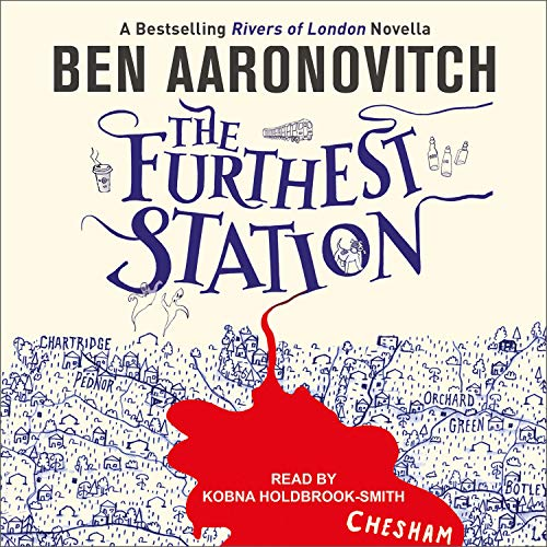 The Furthest Station Audiobook By Ben Aaronovitch cover art