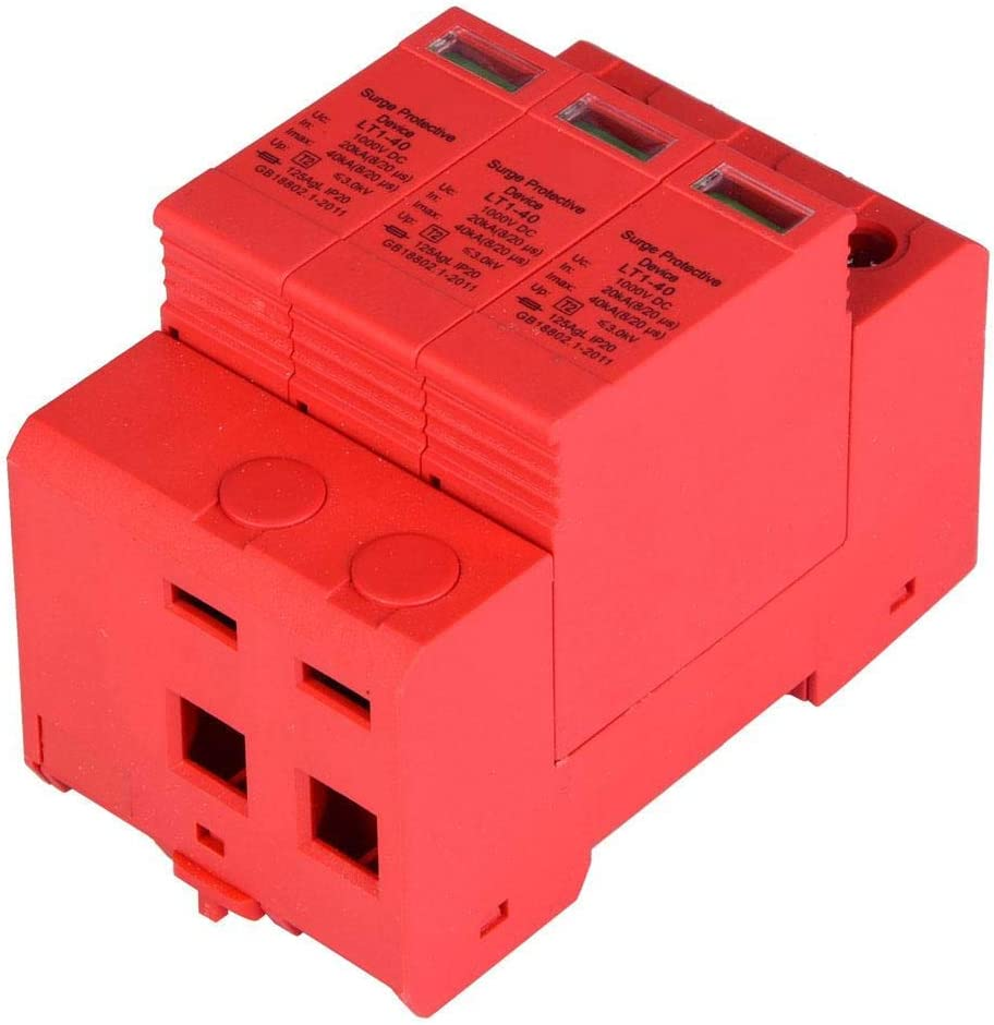 High material Recommendation Replaceable Temperature Control Built-in Surge Over-Current Prot