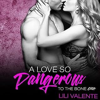 A Love So Dangerous audiobook cover art