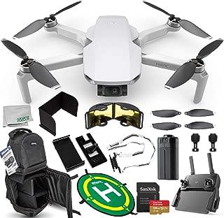 DJI Mavic Mini Portable Drone Quadcopter Ultimate 128GB Bundle - CP.MA.00000120.01