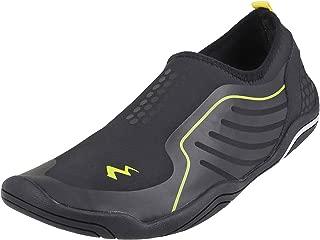 Metro Men's Black Sneakers (71-9368)