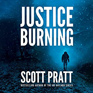 Justice Burning cover art