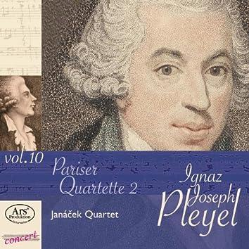 Pleyel: Edition, Vol. 10