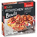 Stouffers Fit Kitchen Bowls Sweet and Spicy Meatballs, 12 oz (frozen)