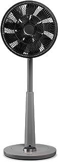 Duux Whisper Premium - Ventilateur silencieux sur pied - Ventilateur sur pied avec télécommande - Minuterie incluse 26 vit...