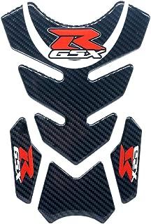 Kyobusa Motorcycle Carbon Fiber Gas Fuel Tank Decal Sticker Protector Pad for Suzuki GSXR 600 750 1000 1300 Gixxer Hayabusa