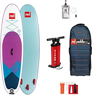 Red Paddle Co 10'6 X 32 Ride MSL (Special Edition) Inflatable Stand Up Paddleboard Purple/White/Blue