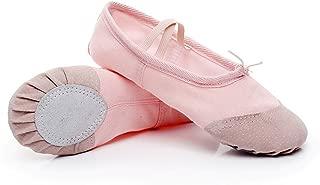 STRUGGGE 1 par de Zapatillas de Ballet de Lona para niñas/