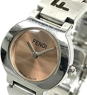 (フェンディ)FENDI 3050-L オロロジ FENDI ロゴ 腕時計 SS レディース 中古