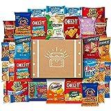 Ultimate Snacks Care Package Bulk Variety Pack Bundle Sampler (50 Count)