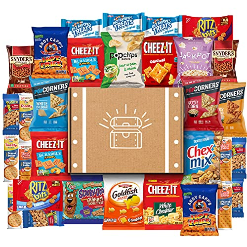 Ultimate Snacks Care Package  Only $29.99!  2