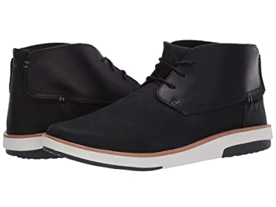 OluKai Kalia Puki (Black/Black) Men
