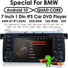 Android 8.1 DVD Player GPS Navigation OS Quad Core 1024600 HD Touchscreen Car Radio For BMW 3 Series E46 M3 318 320 325 330 335