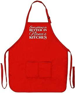 Best nana's kitchen apron Reviews