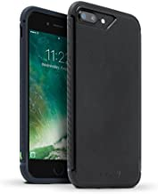 BodyGuardz - Shock Case Compatible with Apple iPhone 7 Plus/iPhone 8 Plus, Extreme Impact-Absorbing Technology for iPhone 7 Plus / 8 Plus (Black/Grey/Navy)