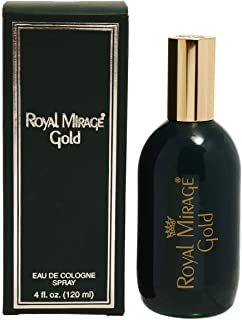 Royal Mirage Gold 120ml