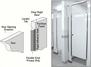 CRL Restroom Privacy Covers