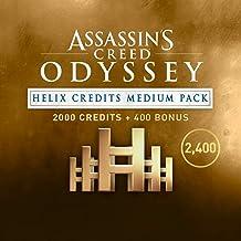 Assassin's Creed Odyssey Helix Credits Medium Pack - PS4 [Digital Code]