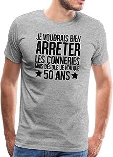 Amazonfr Cadeau 50 Ans Humour