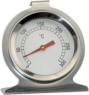 F Fityle Outil d'argile de Thermomètre de Four de 0-300 °C d'argile Polymère de Stéréotypes d'acier Inoxydable