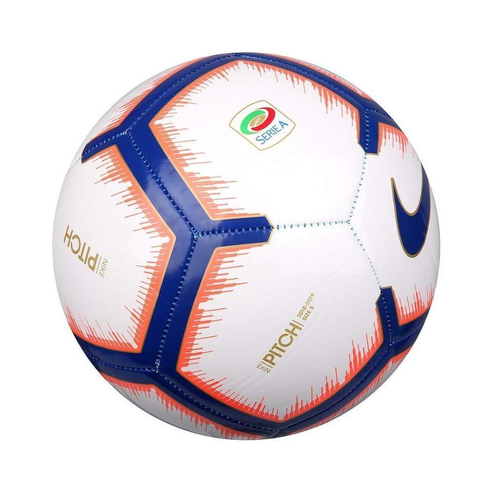 Nike Serie A Pitch 2018 2019 - Balón de fútbol italiano (talla 3 ...
