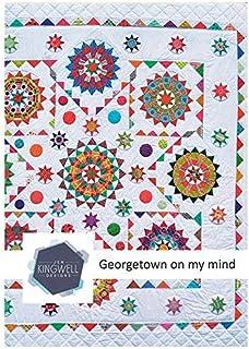 Georgetown on My Mind Jen Kingwell Designs Quilt Pattern