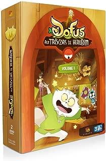 Dofus Aux trésors de Kerubim Coffret Volume 1 Inclus le Livret de 8 pages - Une figurine Papycha - Une carte personnage et un mini plateau de jeu Edition limitée