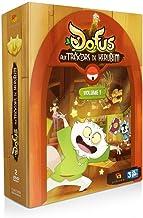Dofus Aux trésors de Kerubim Coffret 2 DVD - Volume 1 (Inclus le Livret de 8 pages - Une figurine Papycha - Une carte pers...