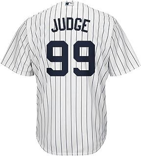 Aaron Judge New York Yankees  99 MLB Men s Majestic Home Replica Cool Base  Player Jersey f4c656841